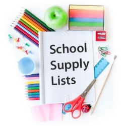 2018-19 School Supply Lists - News and Announcements - Magnolia